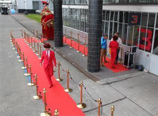 Ontvangstact De Rode Lopers | De Langste Rode Loper Van Nederland